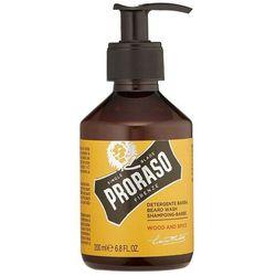 Proraso Wood and Spice szampon do brody 200 ml