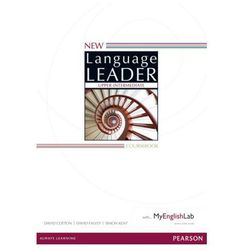 New Language Leader Upper Intermediate. Podręcznik + MyEnglishLab (opr. miękka)