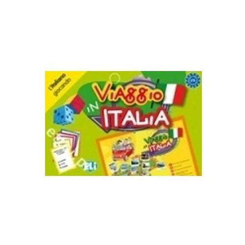 Książki do nauki języka, Gra Językowa Viaggio In Italia (opr. kartonowa)