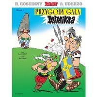 Literatura młodzieżowa, Przygody gala asteriksa t.1 - rené goscinny,albert uderzo
