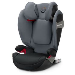 cybex GOLD Fotelik samochodowy Solution S-Fix Pepper Black