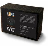 Pozostałe kosmetyki samochodowe, ADBL One Shot Tire Pad piankowy aplikator do dressingu do opon