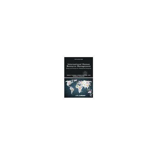 Książki o biznesie i ekonomii, International Human Resource Management 5th Edition (opr. miękka)
