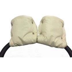 Sun Baby Mufki polar uniwersalne, beżowe - BEZPŁATNY ODBIÓR: WROCŁAW!