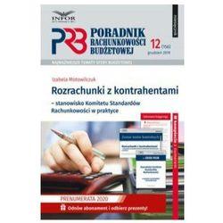 Rozrachunki z kontrahentami-stanowisko KSR w praktyce - Izabela Motowilczuk (opr. kartonowa)