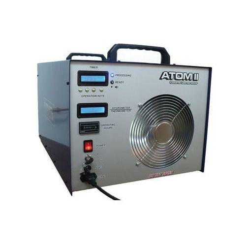 Oczyszczacze powietrza, Generator Ozonu 120g ozonator ATOM II 120g/h przedmuchowy, ozonator profesjonalny