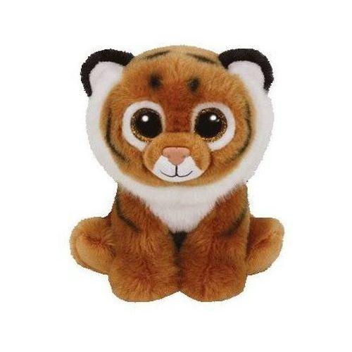 Pluszaki zwierzątka, Beanie Babies Tiggs - Brązowy Tygrys 24cm