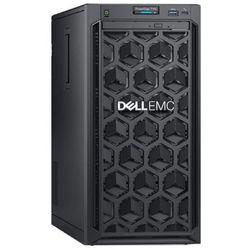 Serwer Dell T140 Intel Xeon E-2124 4-core 3.3GHz / RAM 8GB DDR4 / 2x1TB SATA / sprzętowy Raid5 Perc H330