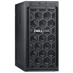 Serwer Dell T140 Intel Xeon E-2136 6(12)-core 3.3GHz / RAM 16GB DDR4 / sprzętowy Raid5 Perc H330