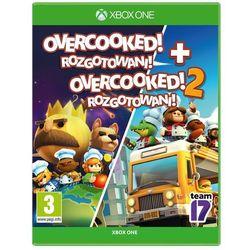 Overcooked! + Overcooked! 2 Rozgotowani (Xbox One)
