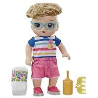 Lalki dla dzieci, Lalka Świecące buciki Blondyn