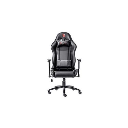Fotele dla graczy, Fotel SPC Gear SR300 Black (SR300BK) Szybka dostawa! Darmowy odbiór w 21 miastach!