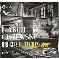 Książki kryminalne, sensacyjne i przygodowe, Kruger T.2 Tygrys Audiobook (opr. kartonowa)