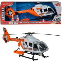 Dickie Helikopter ratunkowy 65 cm ze światłem i dźwiękiem