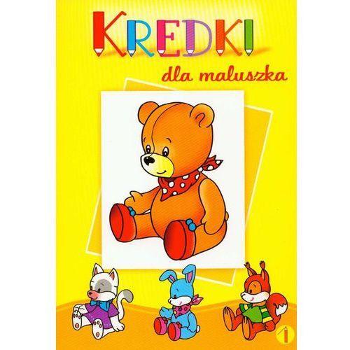 Książki dla dzieci, Kredki dla maluszka 1 (opr. miękka)