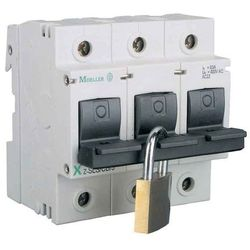 Rozłącznik bezpiecznikowy 3P 63A, Z-SLS/CB/3 Eaton Moeller