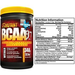 PVL Mutant BCAA 348 g