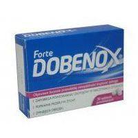 Pozostałe leki, DOBENOX FORTE 500MG, 30 TABLETEK