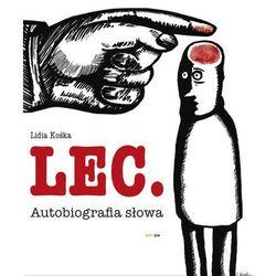 Lec. Autobiografia słowa - Wysyłka od 3,99 - porównuj ceny z wysyłką (opr. miękka)
