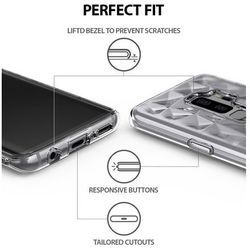 Rearth Ringke Prism Air Clear | Obudowa ochronna dla Samsung Galaxy S9 Plus