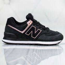 New Balance 574 WL574NBK