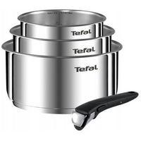 Garnki, Zestaw garnków TEFAL Ingenio Emotion L9254S14 (4 elementy) DARMOWY TRANSPORT