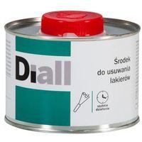 Rozcieńczalniki i rozpuszczalniki, Środek do usuwania lakieru Diall 0,4 l