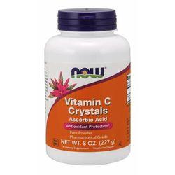 NOW Foods Witamina C Crystals Powder 227 g