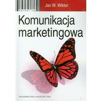 Książki o biznesie i ekonomii, Komunikacja marketingowa (opr. miękka)