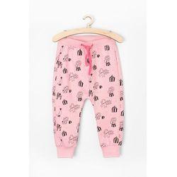 Spodnie niemowlęce dresowe 5M3608