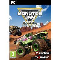 Gry PC, Monster Jam Steel Titans (PC)