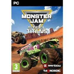 Monster Jam Steel Titans (PC)