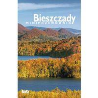 Przewodniki turystyczne, Miniprzewodnik Bieszczady, 2019 (opr. broszurowa)