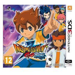 Inazuma Eleven Go: Shadow - Nintendo 3DS - RPG