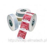 Etykiety fiskalne, Zebra Z-Select 2000D Etykiety termiczne 38x25mm słaby klej - 2580szt.