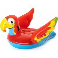 Zabawki dmuchane, Bestway Dmuchana papuga Peppy z uchwytami, 203 cm x 132 cm
