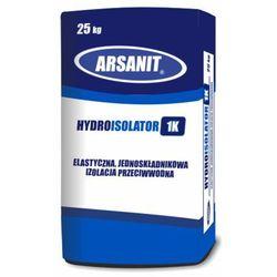 Izolacja przeciwwodna ARSANIT Hydroisolator 1K