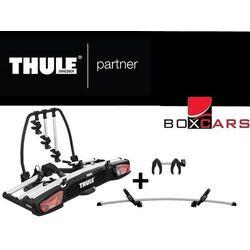 Bagażnik rowerowy na hak Thule 939 VeloSpace xt + Adapter