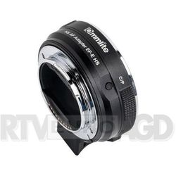 Commlite adapter bagnetowy CANON EF / SONY E