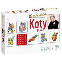 Gry dla dzieci, Gra Memory Koty Plus