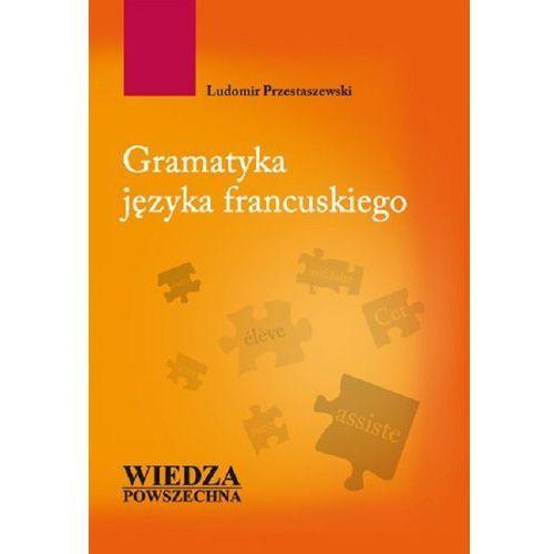 Książki do nauki języka, Gramatyka języka francuskiego (opr. miękka)