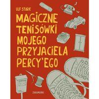 Książki dla dzieci, MAGICZNE TENISÓWKI (opr. twarda)