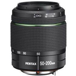 PENTAX DA 50-200 mm F4-5.6 WR obiektyw mocowanie Pentax