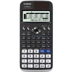 Kalkulator Casio, FX 991 CE X, biała, szkolny, + gratis słuchawki Maxell