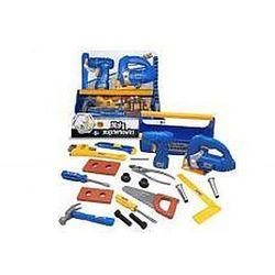 Mały majsterkowicz - Skrzynka z narzędziami