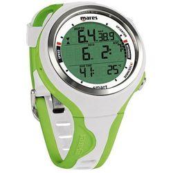 Zegarek sportowy MARES 414129 Biało-zielony