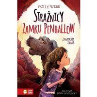 Książki dla dzieci, Strażnicy zamku Penhallow Tom 2 Zaginiony skarb (opr. twarda)