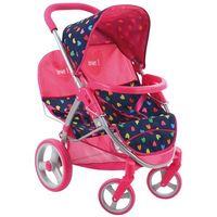 Wózki dla lalek, Hauck wózek dla rodzeństwa dla lalek Malibu Lief! - BEZPŁATNY ODBIÓR: WROCŁAW!