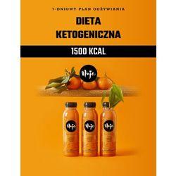 Jadłospis Dieta Ketogeniczna - 1500 kcal / Dieta sokowa / Detoks sokowy