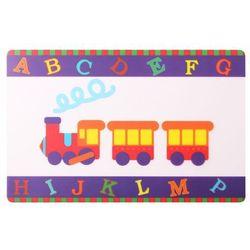 Podkładka na stół 44 x 28 5 cm pociąg